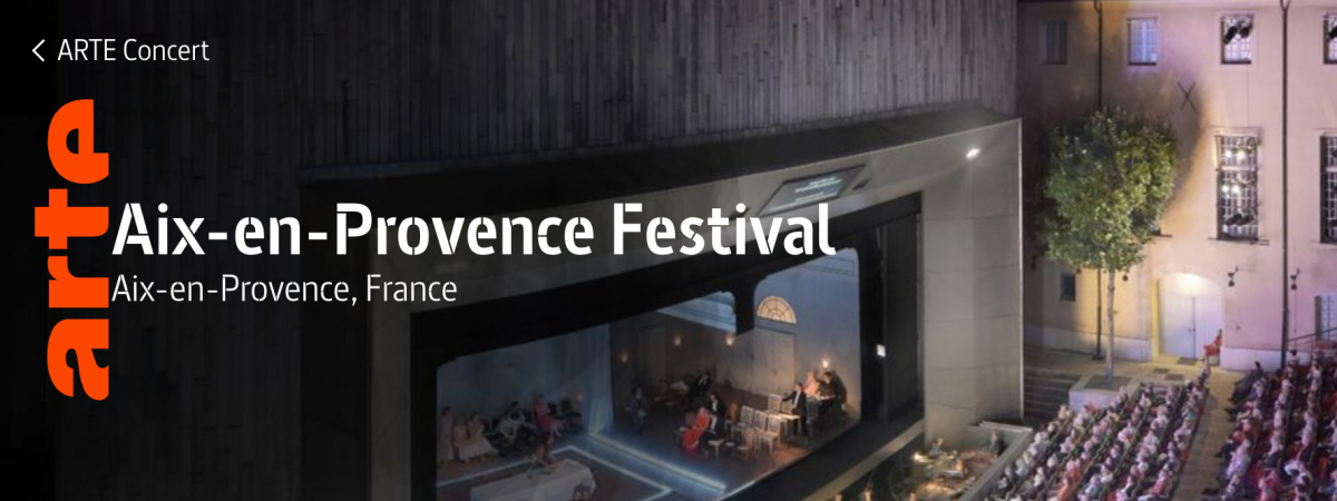 Watch Astro Spatial Audio LIVE in action at Aix-En-Provence Festival
